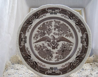 WEDGWOOD of Etruria /& Barlaston china Plate Free Shipping Independence