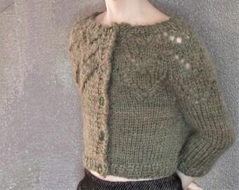 mini BJD cardigan sweater Sagesse