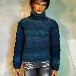 EID Model BJD sweater Mariner