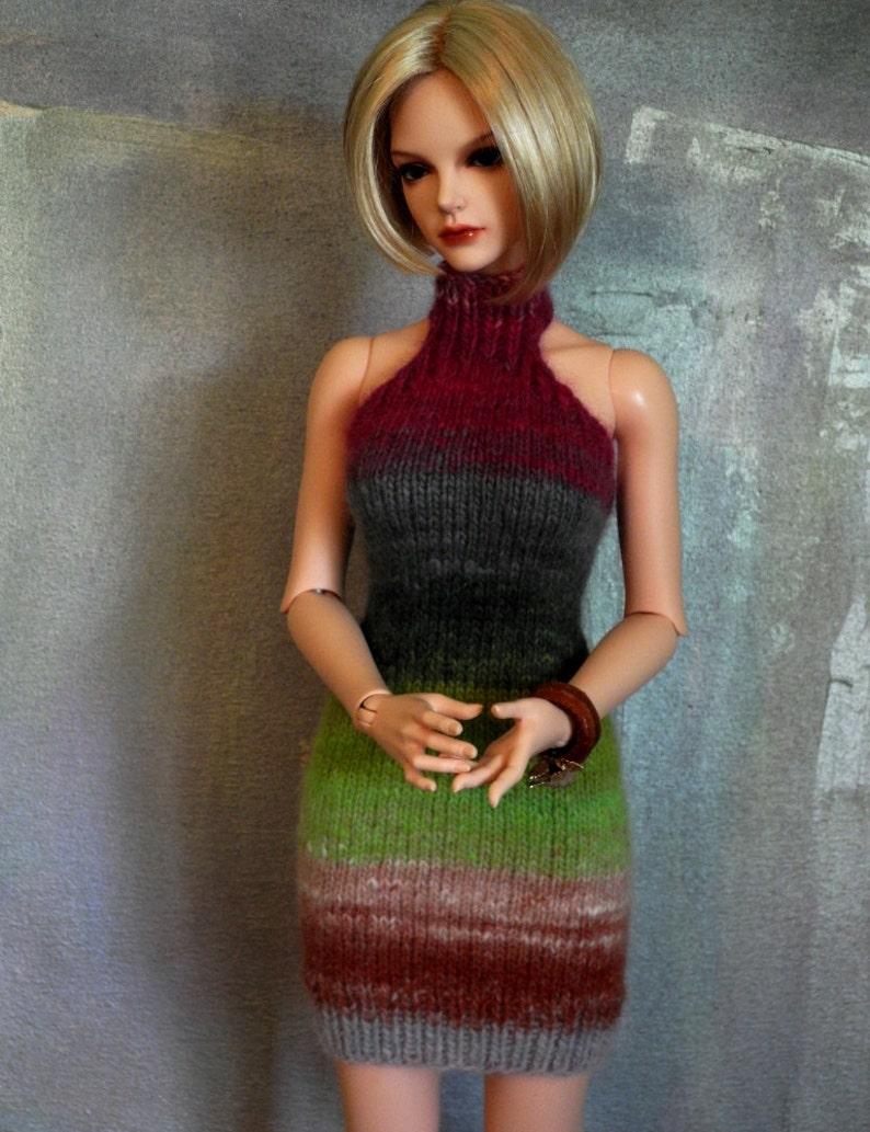 Iplehouse SID BJD sweater dress In Bloom image 0
