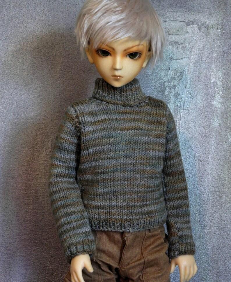 SD BJD sweater Beachcomber image 0