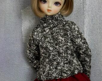 MSD mini BJD sweater Snowline
