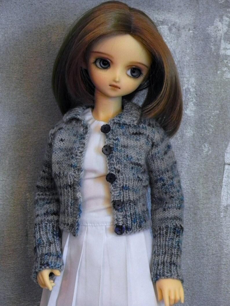 SD BJD sweater April Showers image 0