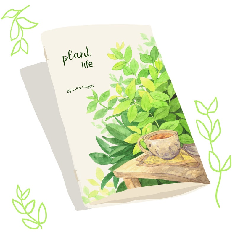 PDF for Plant Life - A Mini Magazine About Caring for Plants and Being in  Nature