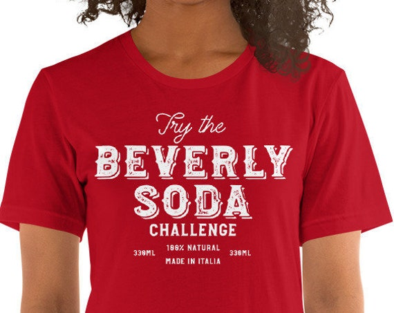 The Beverly Challenge - Unisex Crew Neck Shirt - FREE SHIPPING