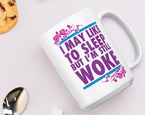 Sleeping Beauty Woke Mug
