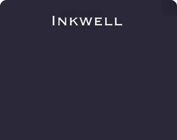 INTRO SALE! Inkwell (Dark Navy) Wise Owl One Hour Enamel Paint - low flat shipping