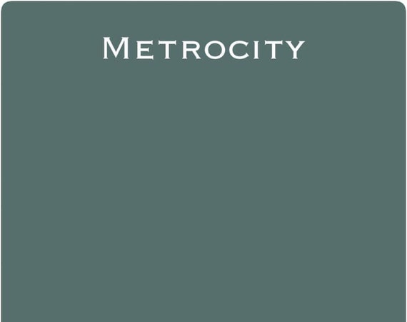 INTRO SALE! Metrocity (Medium Teal) Wise Owl One Hour Enamel Paint - low flat shipping