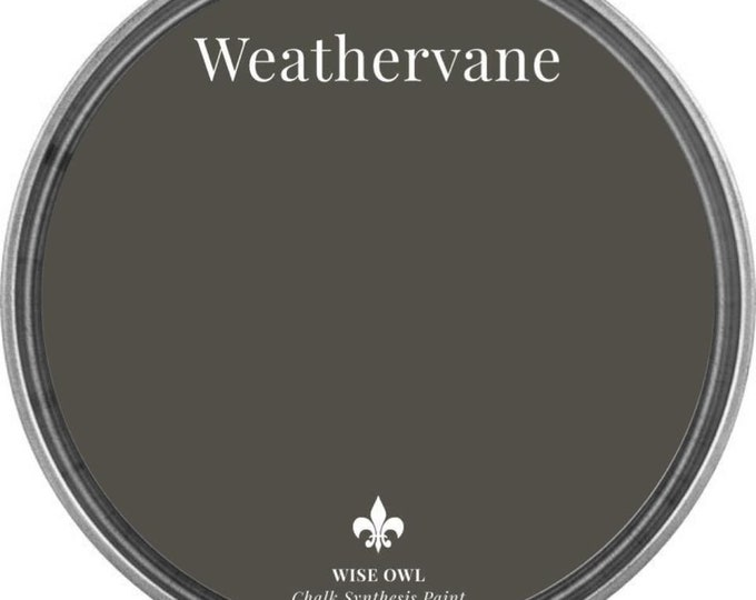 INTRO SALE - Weathervane (Bronze - Cool Brown) - Wise Owl Chalk Synthesis Paint - Free Shipping