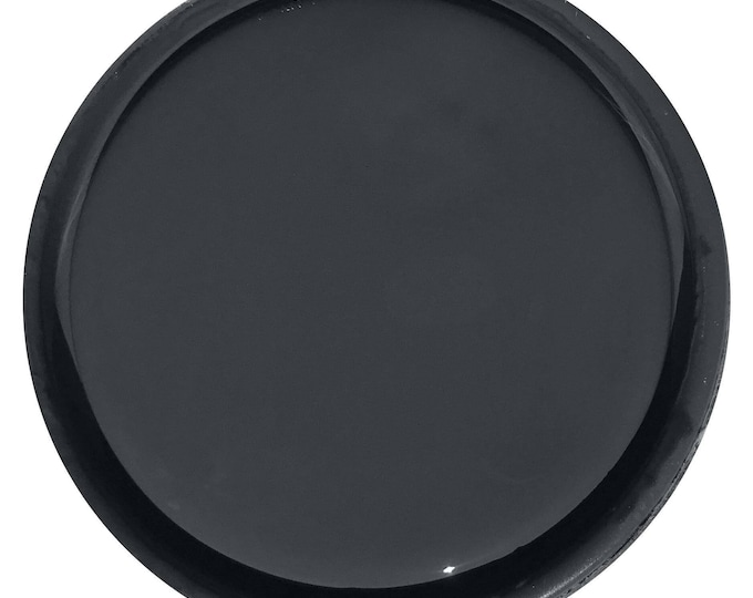 INTRO SALE - Black Glaze - Wise Owl Chalk Synthesis Paint - Free Shipping