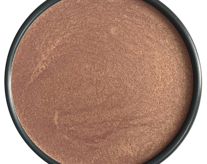 INTRO SALE - Metallic Rose Gold Glaze - Wise Owl Chalk Synthesis Paint - Free Shipping