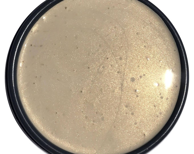INTRO SALE - Metallic Champagne Gold Glaze - Wise Owl Chalk Synthesis Paint - Free Shipping
