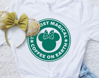 Most Magical Coffee on Earth Shirt