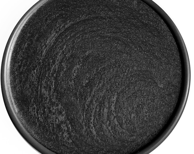 INTRO SALE - Black Pearl Glaze - Wise Owl Chalk Synthesis Paint - Free Shipping