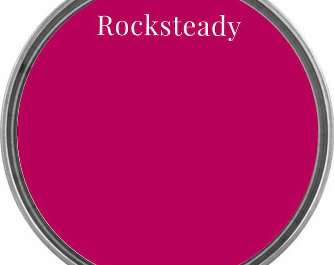INTRO SALE - Rocksteady (Fuchsia) - Wise Owl Chalk Synthesis Paint - Limited Edition Spring/Summer 2019 Seasonal Color - Free Shipping