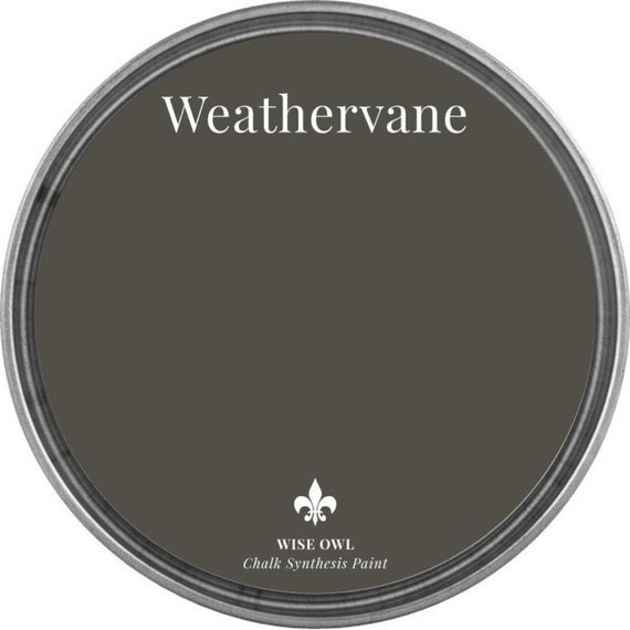 INTRO SALE - Weathervane (Bronze - Cool Brown) - Wise Owl Chalk Synthesis Paint - low flat shipping