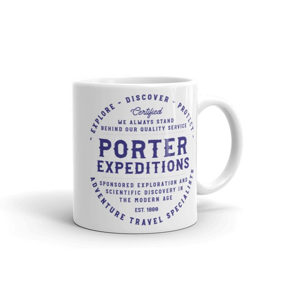 Porter Expeditions - Tarzan Inspired Mug