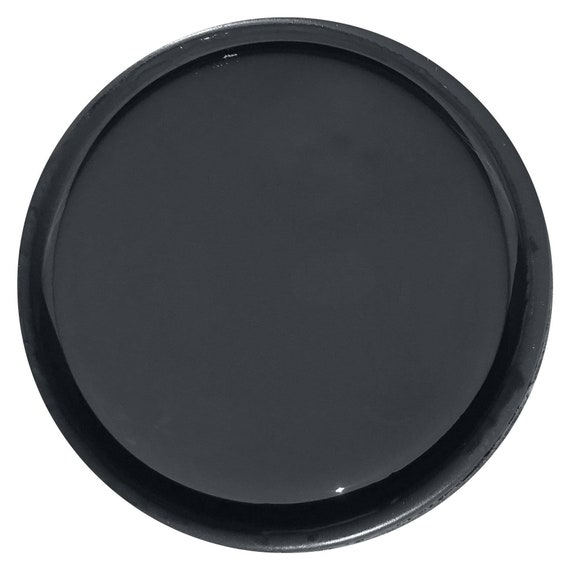 INTRO SALE - Black Glaze - Wise Owl Chalk Synthesis Paint - low flat shipping
