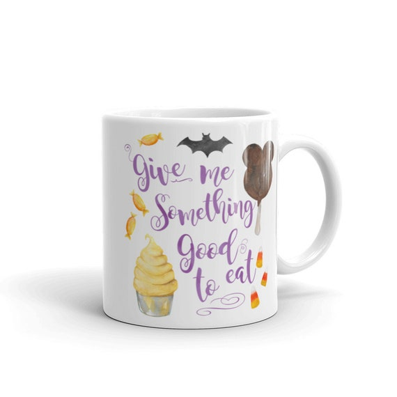 Trick or Treat MNSSHP Halloween Mug