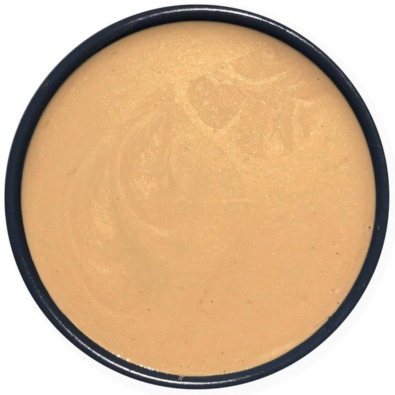 INTRO SALE - Metallic Gold Glaze - Wise Owl Chalk Synthesis Paint - low flat shipping
