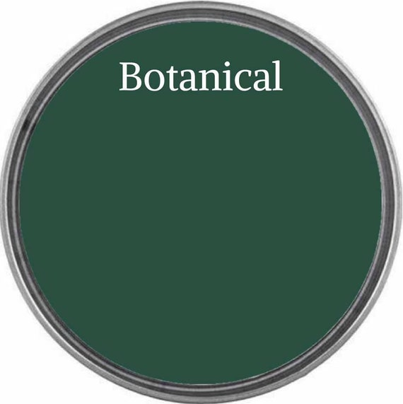 Botanical Green - 2019 Fall Limited Edition - Wise Owl Chalk Synthesis Paint  - FREE SHIPPING