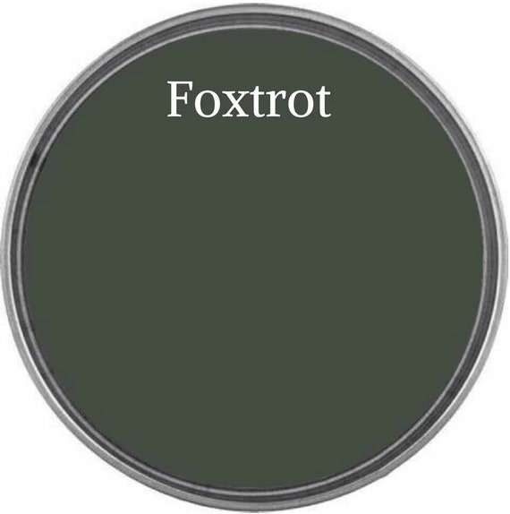 Foxtrot (Hunter Green) - 2019 Fall Limited Edition - Wise Owl Chalk Synthesis Paint  - FREE SHIPPING