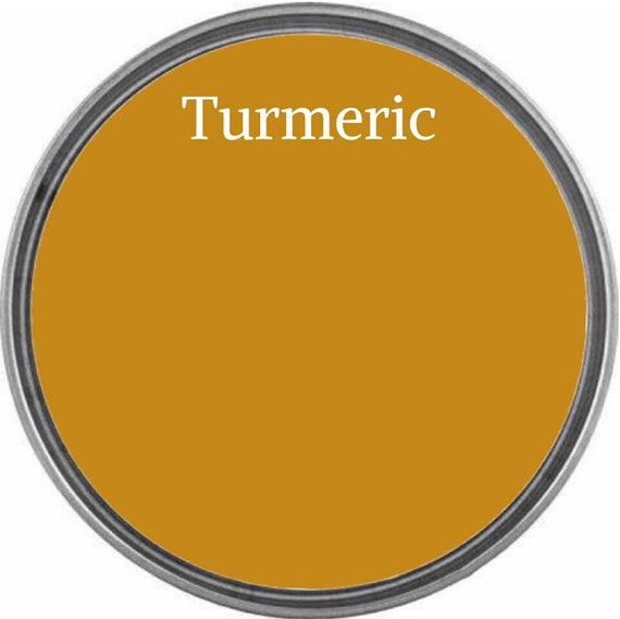 Turmeric (Golden Yellow) - Wise Owl Chalk Synthesis Paint  - FREE SHIPPING