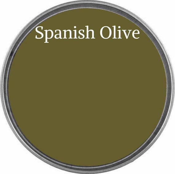 Spanish Olive Green - 2019 Fall Limited Edition - Wise Owl Chalk Synthesis Paint  - FREE SHIPPING