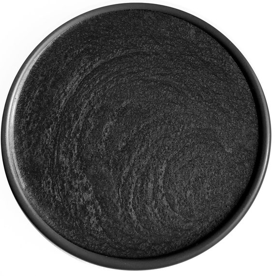 INTRO SALE - Black Pearl Glaze - Wise Owl Chalk Synthesis Paint - low flat shipping