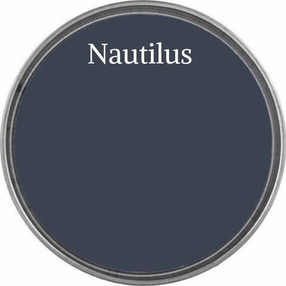 Nautilus (Deep Navy Blue) - 2019 Fall Limited Edition - Wise Owl Chalk Synthesis Paint  - FREE SHIPPING