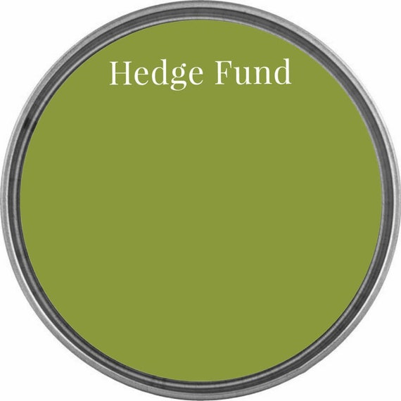 Hedge Fund (Bright Vintage Green) - Wise Owl Chalk Synthesis Paint - Limited Edition Spring/Summer 2019 Seasonal Color - FREE SHIPPING