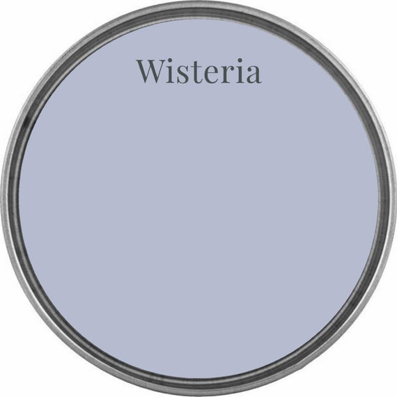 INTRO SALE - Wisteria (Periwinkle Purple) - Wise Owl Chalk Synthesis Paint - Limited Edition Spring/Summer 2019 Seasonal Color