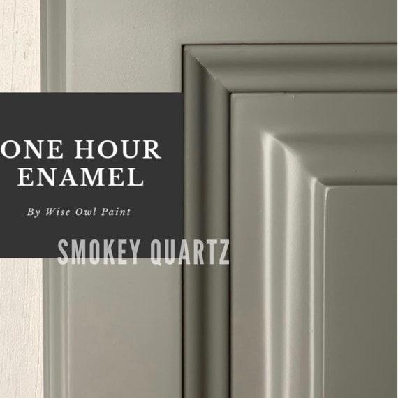 INTRO SALE! Smokey Quartz (NeutralGray) Wise Owl One Hour Enamel Paint - low flat shipping