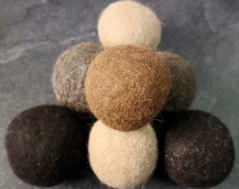Large Alpaca Dryer Balls