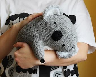 George The Koala - Cuddly Amigurumi Pattern