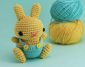 Bunny Bun - Amigurumi Pattern