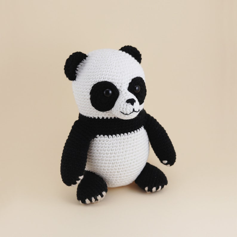 Super Cute Panda Crochet Patterns You Will Love | The WHOot | 794x794