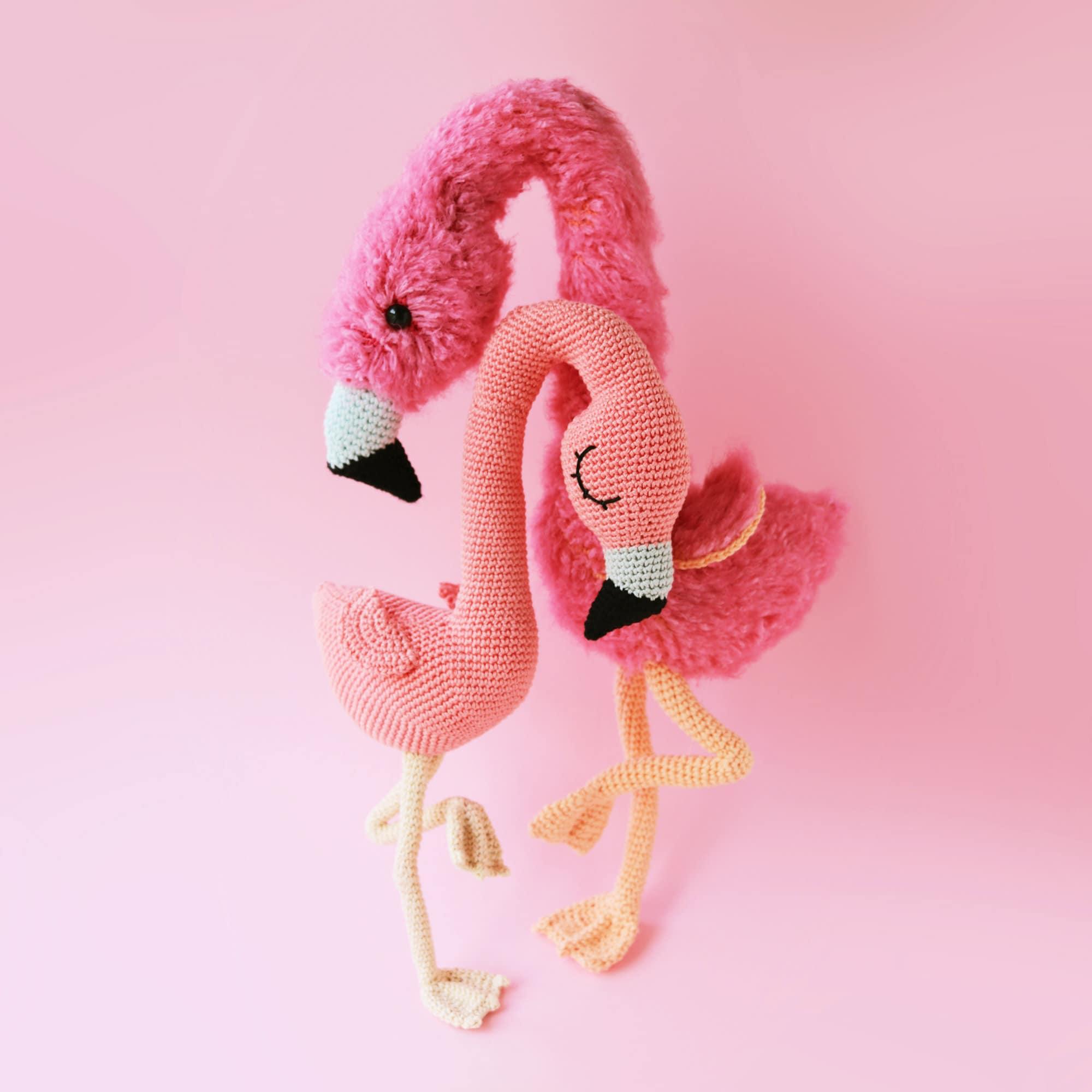 Chloe The Flamingo Amigurumi Pattern Pdf Etsy