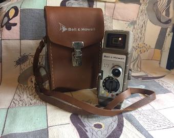 Bell & Howell 8mm Video Camera Model 323 Sundial