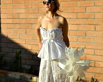 Bridal Top-Wedding Top-Bridal Separates-Bride Clothes-Sweetheart Le Bonjour Top-Chic Modern Bride Clothing for All Body Types Sizes