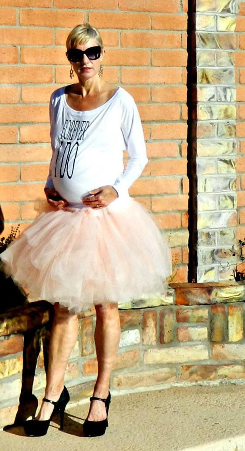 Maternity Tulle Skirt for Women-Tutu Skirt for Women-Tulle Skirt-Bridal Clothes-Hand Layered Bella Jolie Tulle Wrap Skirt-Chic Modern Bridal