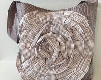Nanette Lepore Fabric Tote/ Market Bag/ Handbag/ Purse/ Original Lollibag