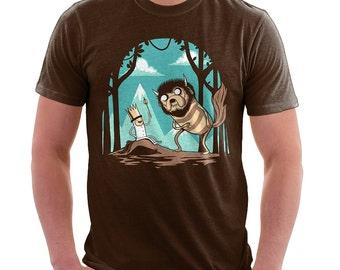 Where the Wild Adventures Are - Adventure Time Shirt  b2b1c16c1