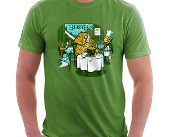 Hyrule Bar and Grill - Zelda   Link   Video Games   Funny   Adventure Games   Retro Gaming   Video Game Tshirt