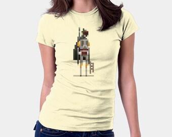 Bounty Hunter - Star Wars   Sci-Fi   Movies   Pixel Art   Retro gaming