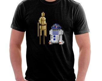 Droids - Star Wars   Sci-Fi   Movies   Pixel Art   Retro gaming