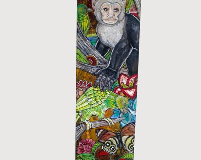"Original ""Amazonia"" Animal / Wildlife / Rainforest Painting by Lynnette Shelley"