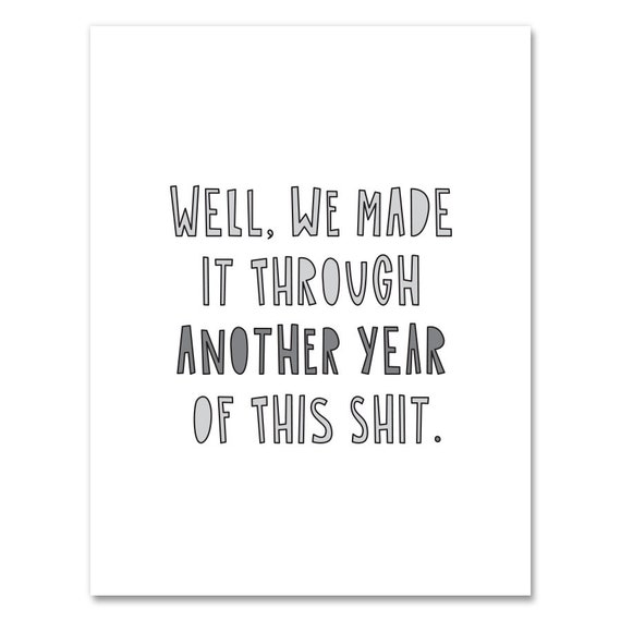 A2 folded note card /& envelope Can/'t wait for you to wed the shit out of each other! SKU 384