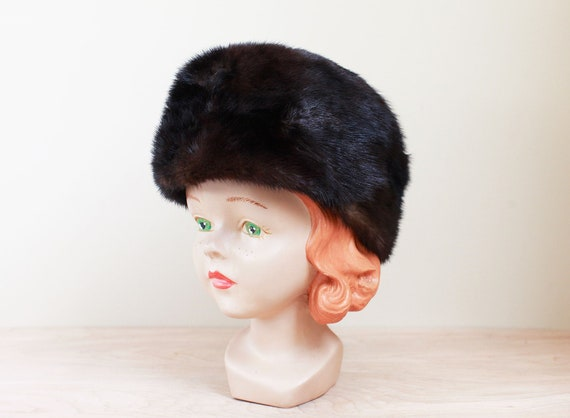 Russian Cossack Style Fur Hat /Adult Size Unisex V