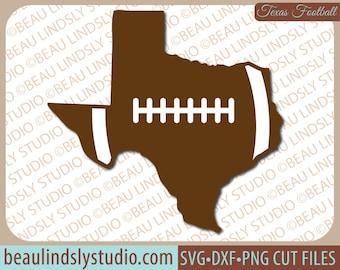 Texas State Football SVG, Texas Football SVG, Football Mom SVG, Texas svg, svg File For Silhouette, svg File For Cricut, Football Sister